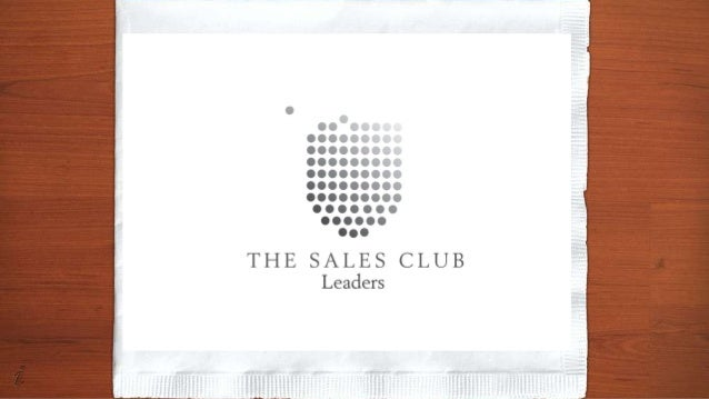 Sales Club UK Presentation - Mind the Value Gap