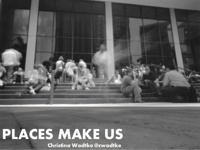 Places Make Us