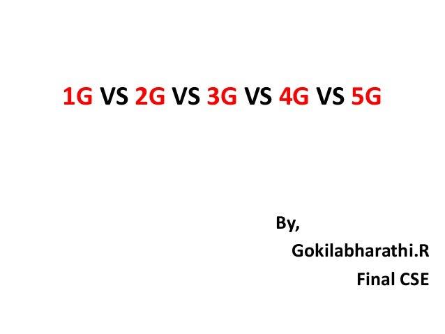 2g vs 3g technology Presentation on2g vs 3g vs 4g subject: it for management by smitha dabba - 02 yogesh nair - 25 sheetal pawar - 31 pravin khairnar - 2.