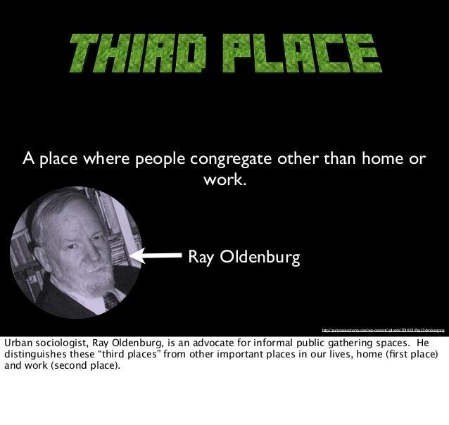 ray oldenburg quotes
