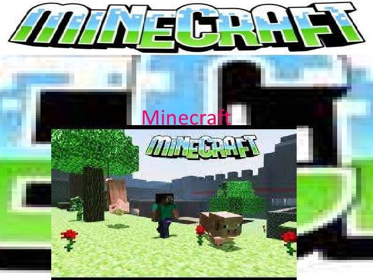 Minecraft<br />Näissä Dioissa Esittelemme Minecraftia<br />