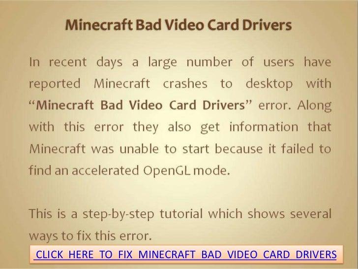 Windows 10 [Controladores]: No puedo jugar Minecraft ...