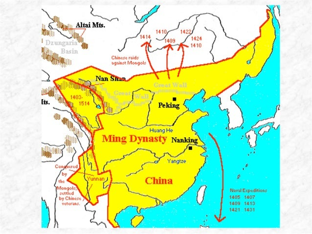 ming dynasty trade The ming dynasty operated trade networks primarily over land,while europeans operated them over oceans  share to: answered in uncategorized.
