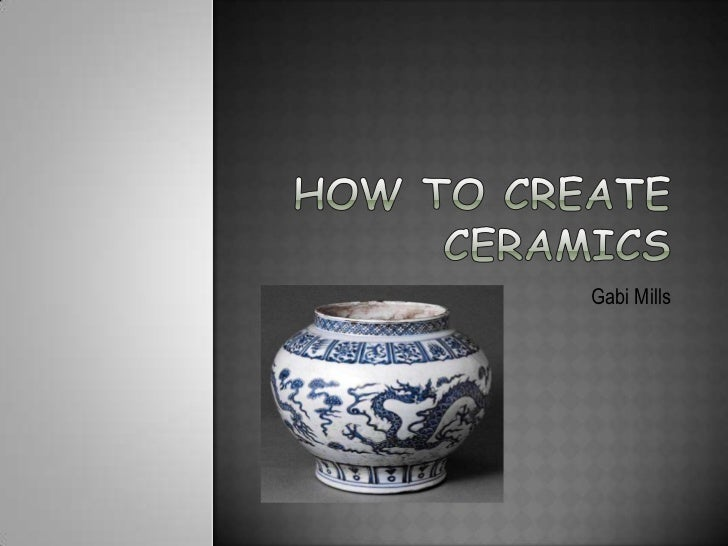 How to create Ming Dynasty Porcelain