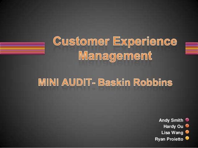 Mini audit presentation-hardy