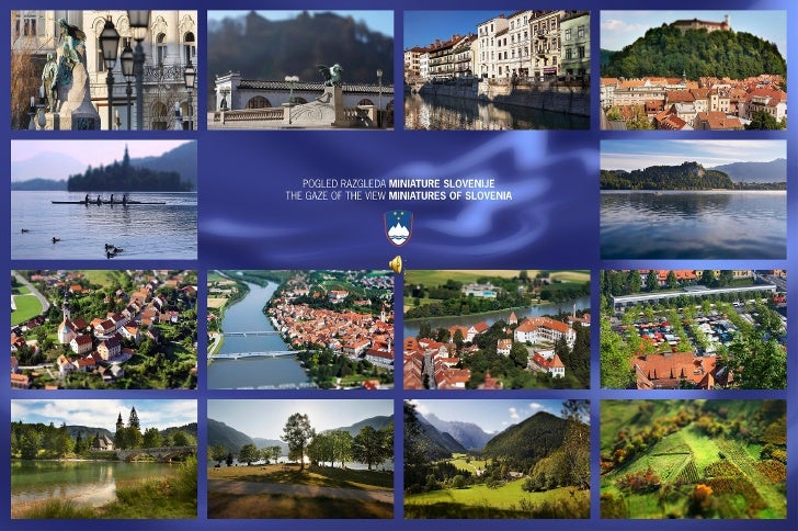 The Diverse Landscape and Culture of Slovenia