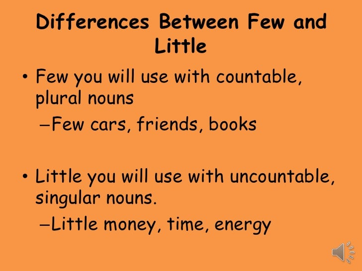 I need to know the difference between some and many.?