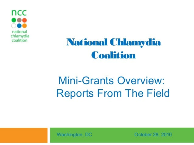Highlights from the Field: NCC Mini-Grants