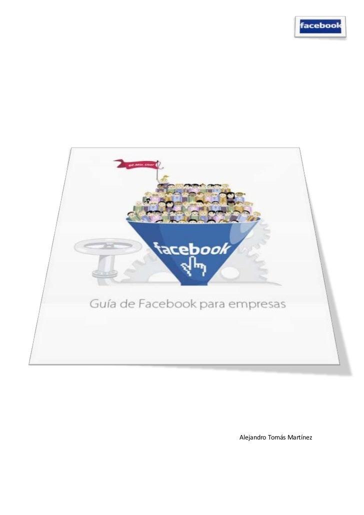 Mi plan de marketing online: Guía Facebook para empresas