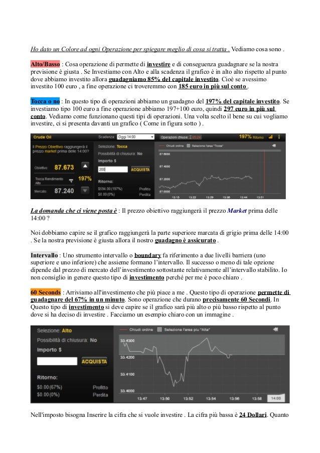 Trading binary options profitably inc