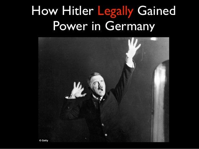 Mini Hitler