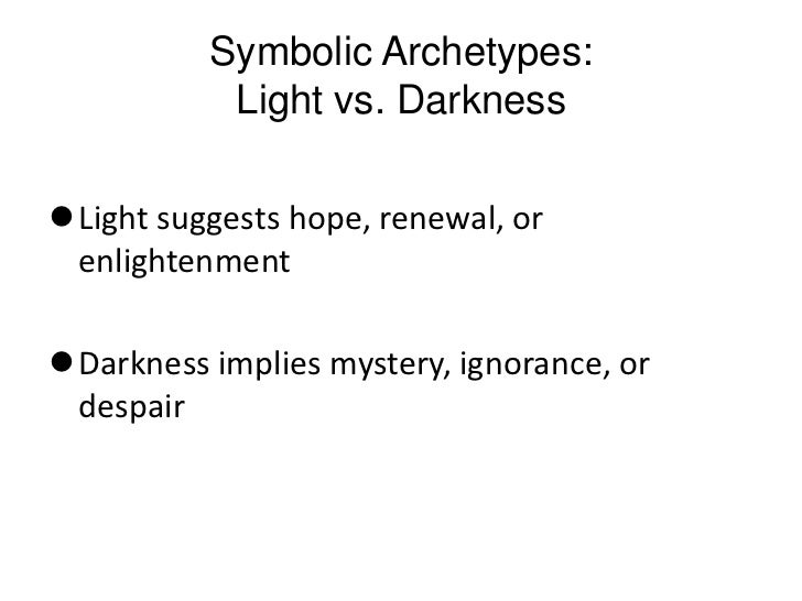 the use of symbolic archetypes in the odyssey Get an answer for 'what archetypes exist in homer's epic poem the odyssey' and find homework help for other the odyssey questions at enotes.
