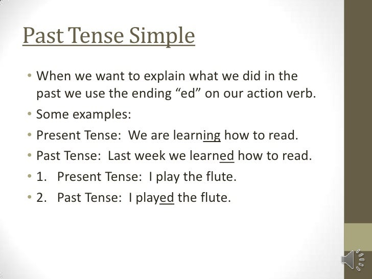 lesson plan present perfect and past simple using for The following article is a perfect tenses esl lesson plan for teaching the perfect aspect including the present perfect, past simple, progressive, perfect.