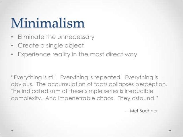Minimalism Powerpoint Full