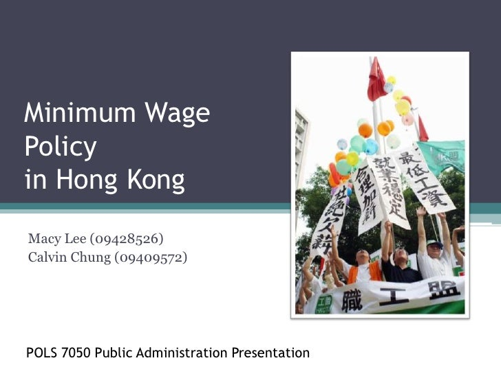hong kong minimum wage Appendix 1 statutory minimum wage exempting student interns and work experience students during exempt student employment the hong kong university of.