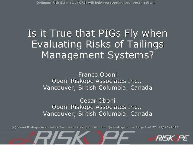 Mining 012 riskope  is it true that pi_gs