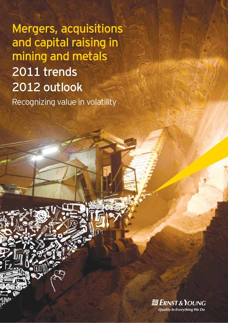 Mining metals & commodities M&A´s