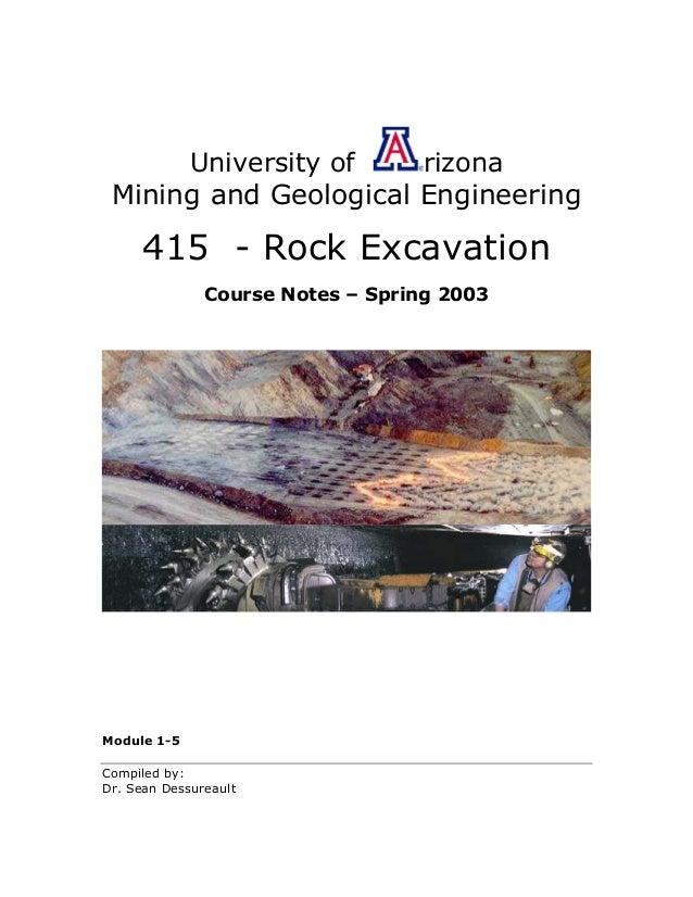 Mining operations lernining