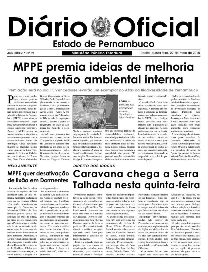 Ministerio Publico   27 05 2010