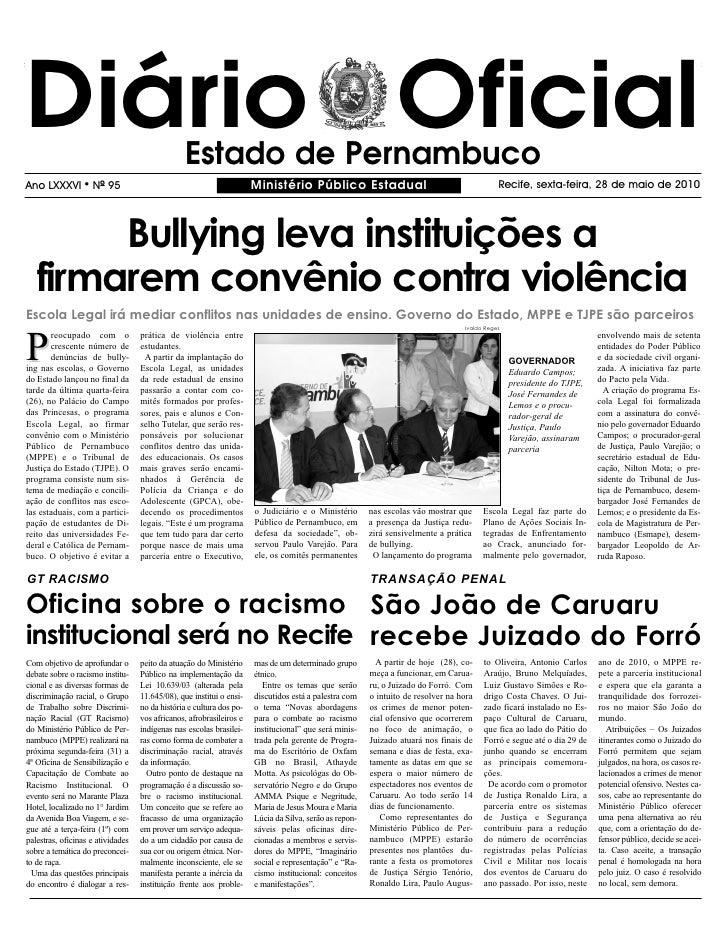 Ministerio Publico   28 05 2010