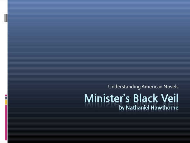 essay on the ministers black veil symbols