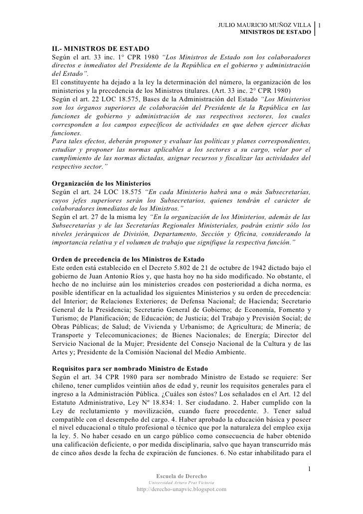 JULIO MAURICIO MUÑOZ VILLA   1                                                                            MINISTROS DE EST...