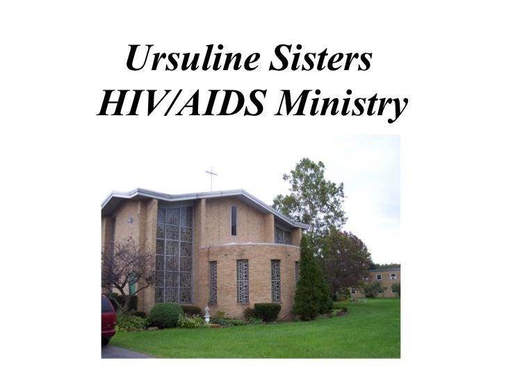 Ministry summary
