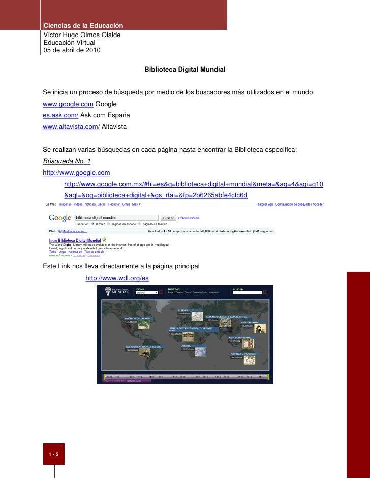 Minitutorial biblioteca virtual