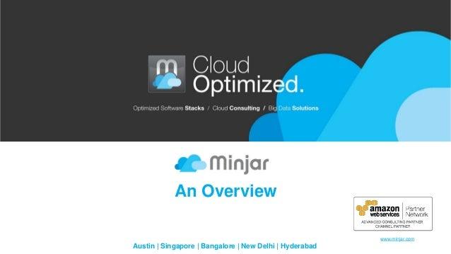 Minjar Cloud Solutions - An Overview