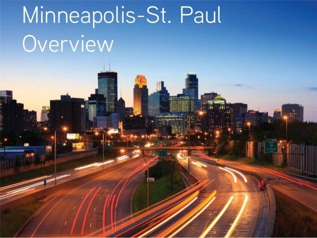 Minneapolis-St. PaulOverview