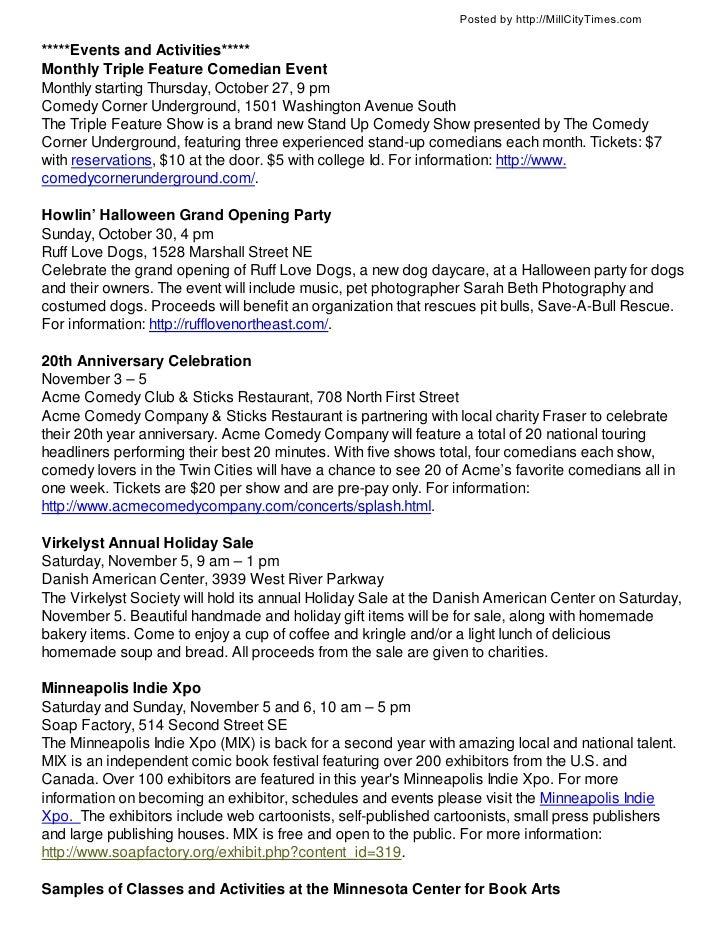 Minneapolis RiverCurrent 10-28-11