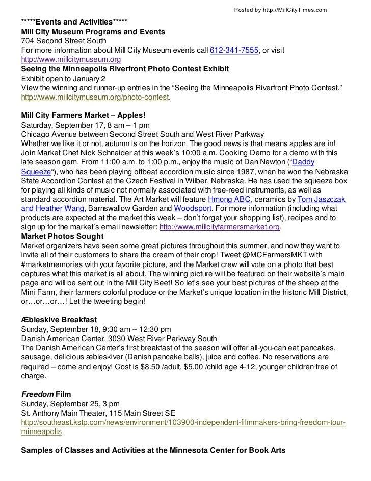 Minneapolis RiverCurrent 9-15-11