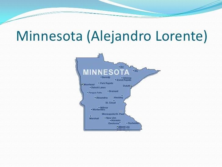 Minnesota (Alejandro Lorente)