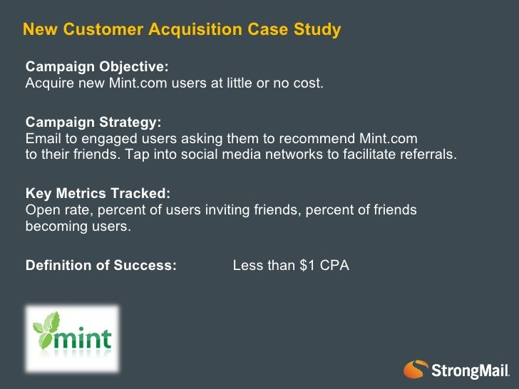 Mint.com viral case study