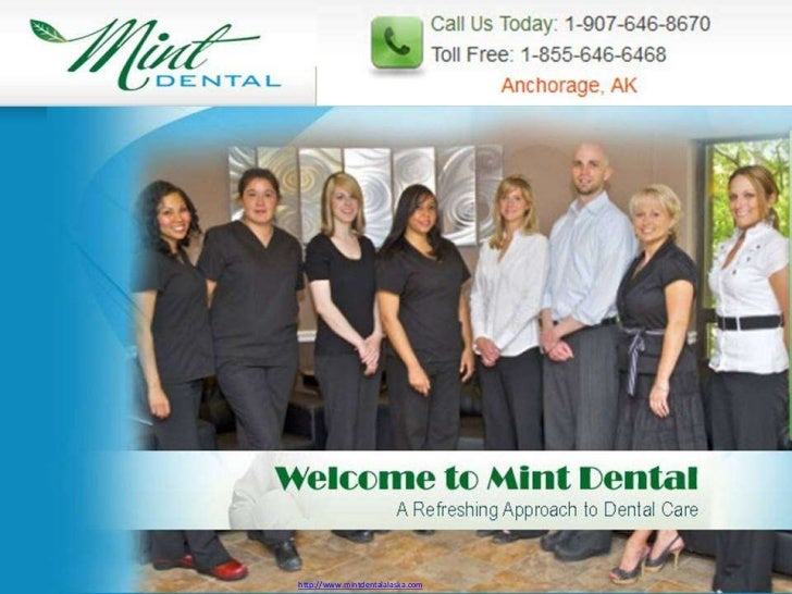Mint Dental Alaska Orthodontic Treatment