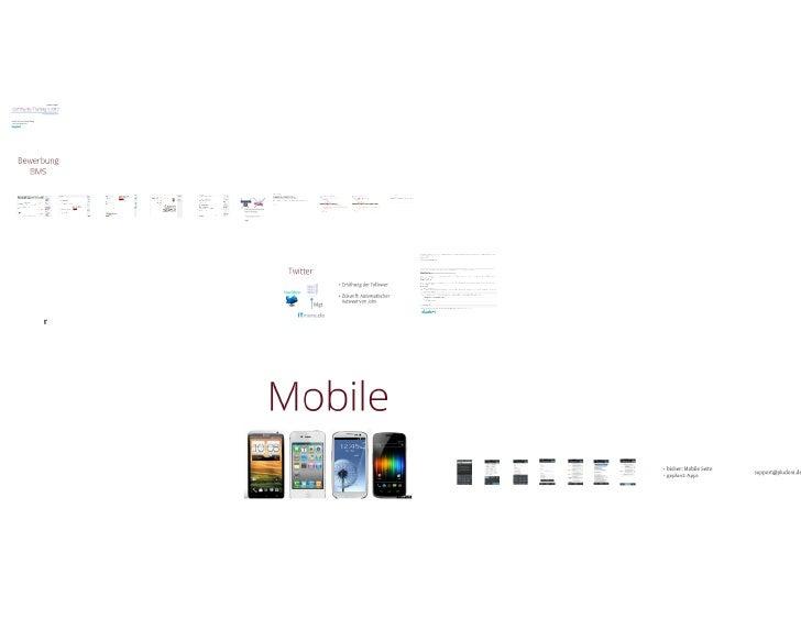 MINTsax.de: Technische Neuerungen