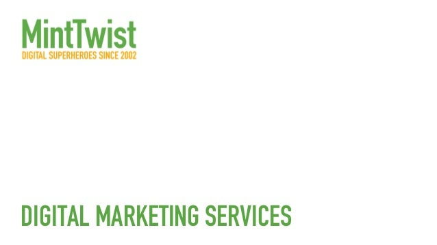 Mint twist digital marketing services