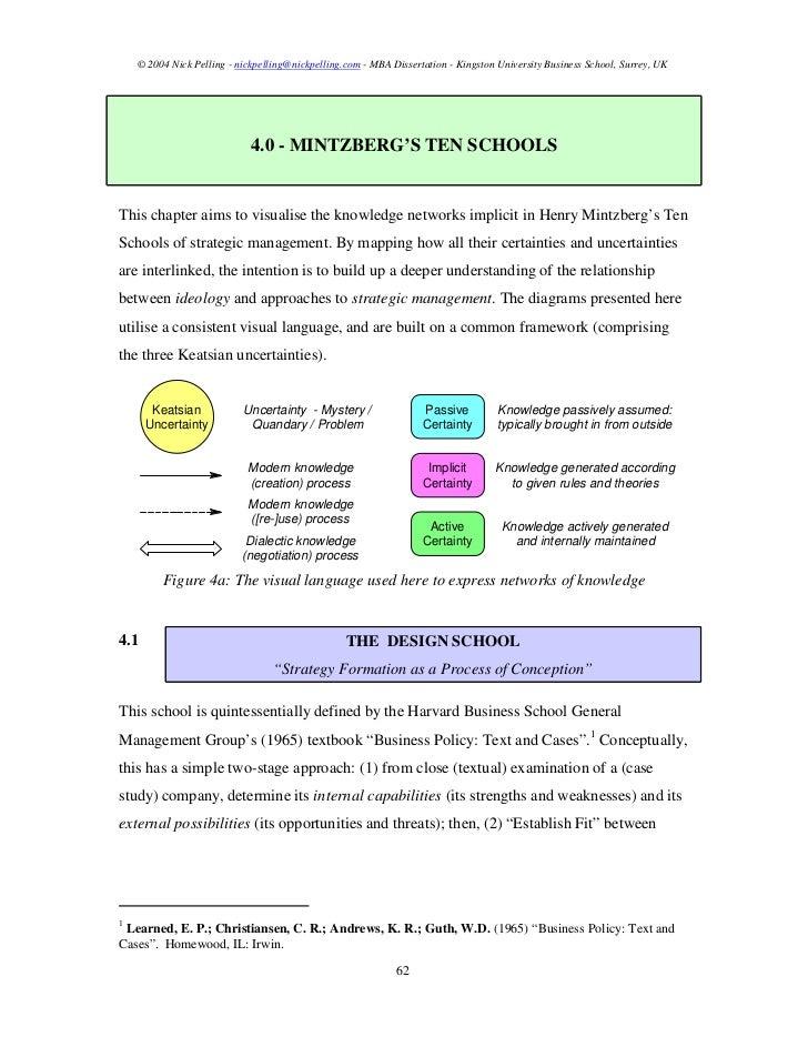 © 2004 Nick Pelling - nickpelling@nickpelling.com - MBA Dissertation - Kingston University Business School, Surrey, UK    ...