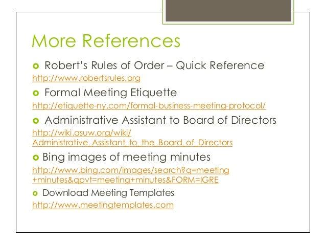 meetings that work effective meeting basics ppt video