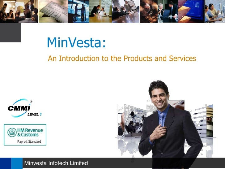 MinVesta:<br />An Introduction to the Products and Services<br />