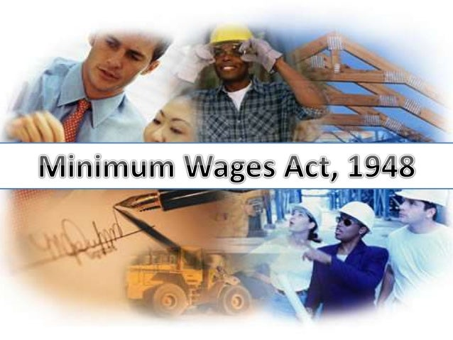 Sec. 22 Any employer who:  Pays to employees less than the minimum rate of wages fixed for that employee's class of work,...