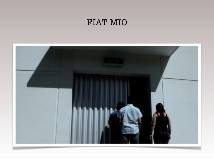 FIAT MIO