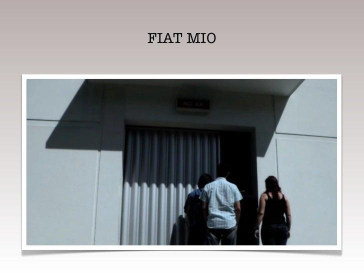 FIAT MIO - Når crowdsourcing motiverer organisationen