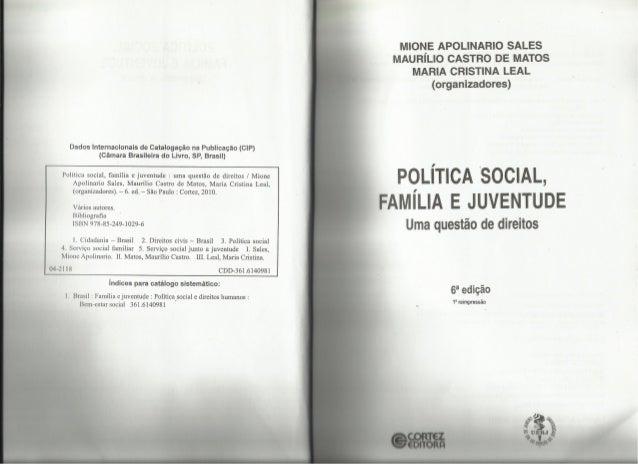 Mioto  novas propostas e velhos principios  a assistencia as fa (1)