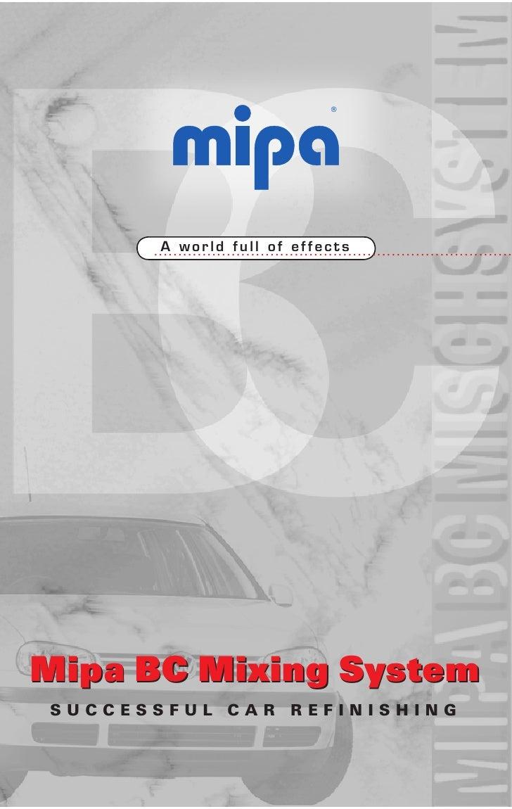 Mipa BC System