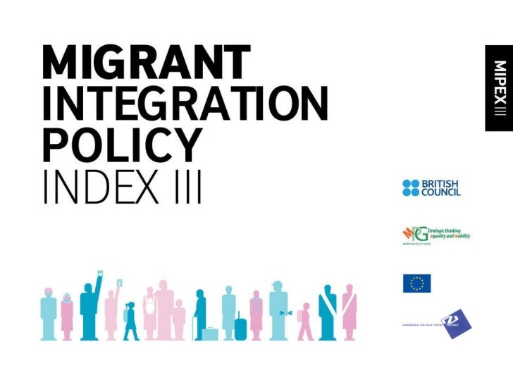 MIPEX integration policy index III - Latvian results