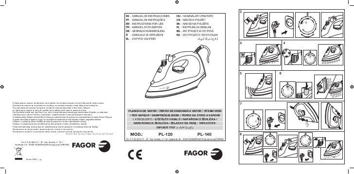 Mi pl 120 & pl-140 - 14 id - Servicio Tecnico Fagor