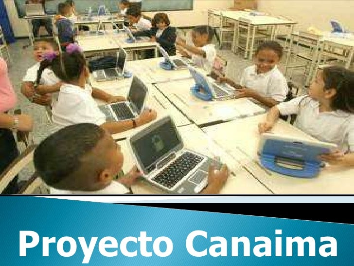 Proyecto Canaima<br />