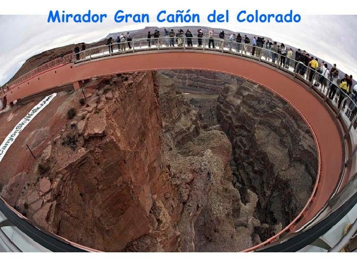 Mirador Gran Cañón del Colorado
