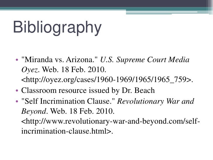 miranda vs arizona A summary and case brief of miranda v arizona, including the facts, issue, rule of law, holding and reasoning, key terms, and concurrences and dissents.